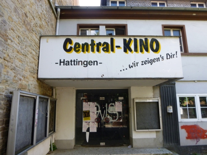 Central-Kino an der Bahnhofstraße. Foto: LRF
