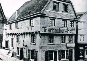 Der Trarbacher Hof. Foto: Heimatverein Hattingen/Ruhr