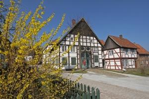 Das LWL-Freilichtmuseum Detmold. Foto: LWL/Jähne