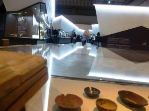"""Rund 200.000 Euro hat das Archäologiemuseum die Wiener Wanderausstellung """"Das weiße Gold der Kelten - Schätze aus dem Salz"""" gekostet. Foto: LRF/HAT"""