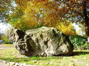 Der Horkenstein am Reschop. Foto: Lars Friedrich