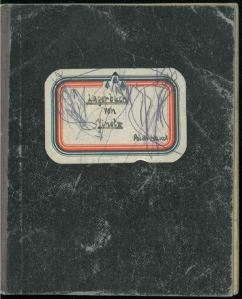 Das Lagerbuch von Poldi Hauck.