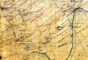 Eintrag in der Muttungskarte. Original: Archiv Gantenberg