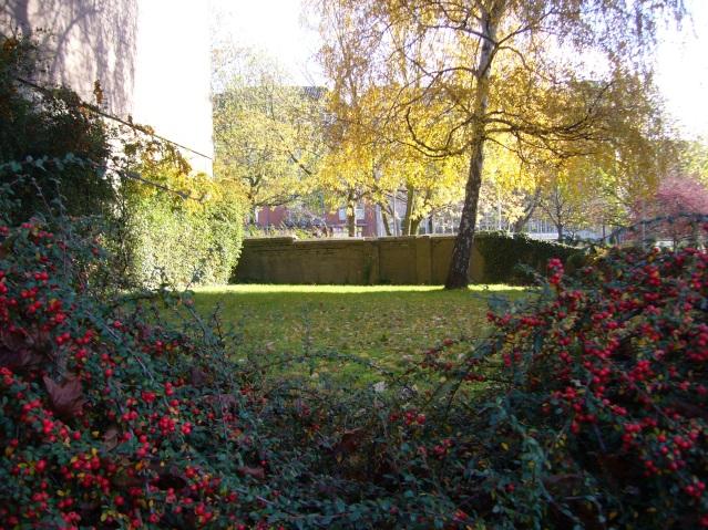 Der erste jüdische Friedhof Hattingens. Foto: LRF/HAT