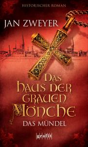 Das Cover des Mönche-Buches. Bild: Grafit-Verlag