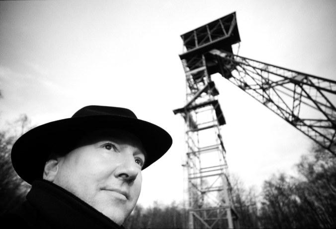 Autor Jan Zweyer. Foto: Thomas Willemsen