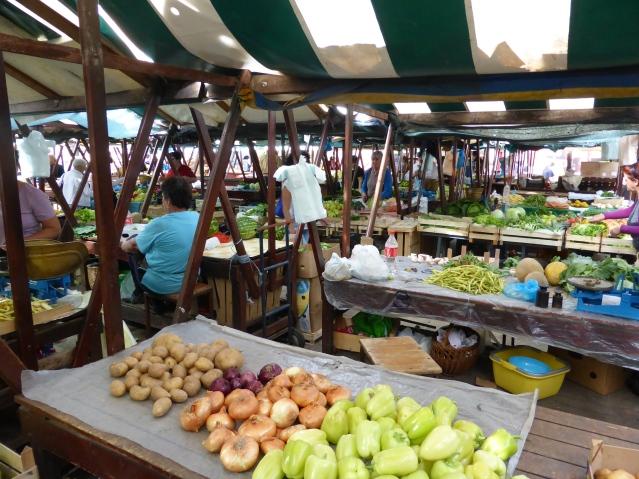 Die Preise auf dem Markt hängen von der Saison und dem Angebot ab. Foto: Lars Friedrich