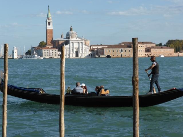 Start- und Zielhafen unserer Kreuzfahrt: Venedig. Foto: Lars Friedrich