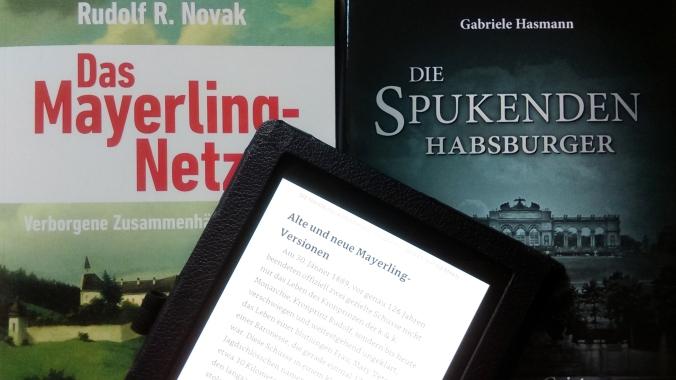 3 Monate - 3 Bücher: Mayerling und der Tod des Kronprinzen Rudolf steht noch immer im Fokus von Autoren und Verlagen. Bild: Lars Friedrich