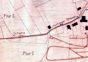 Friedhof Blankenstein. Abbildung: Stadtarchiv Hattingen