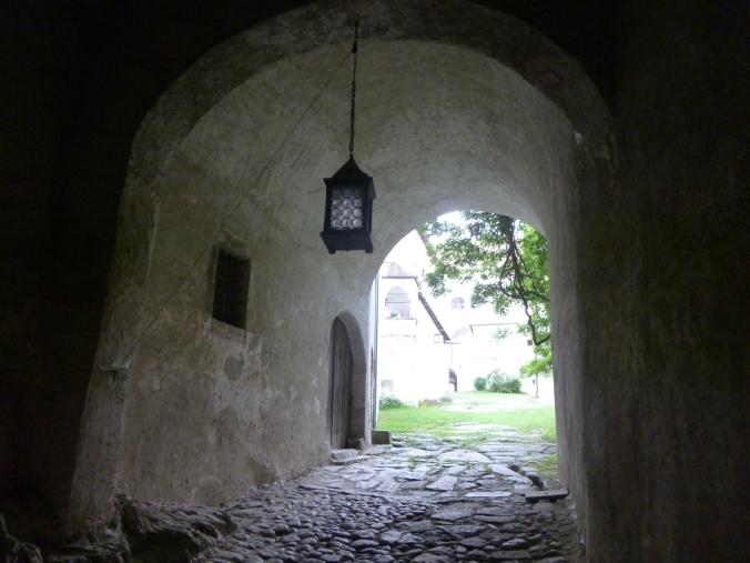 Das südtiroler Schloss Rodenegg nordöstlich von Brixen. Foto: Lars Friedrich