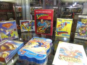 Comic-Helden im Videospiel 1978 bis 2015 zeigt das Videospielearchiv in einer Sonderausstellung in Halle 3b. Foto: Lars Friedrich