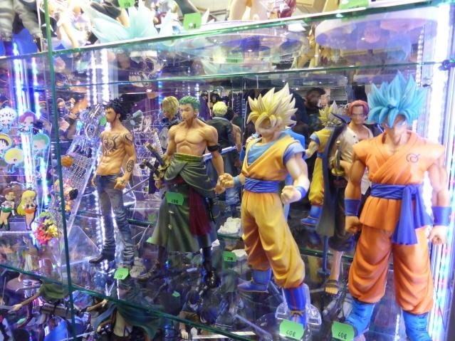 Ist das Naruto Shippuuden oder doch nicht? Ich blicke da nicht durch... Foto: Lars Friedrich