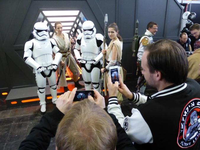 Stars Wars in Dortmund. Foto: Lars Friedrich