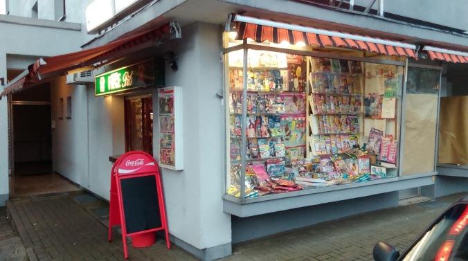 Kiosk an der Marxstraße in Welper. Foto: Lars Friedrich