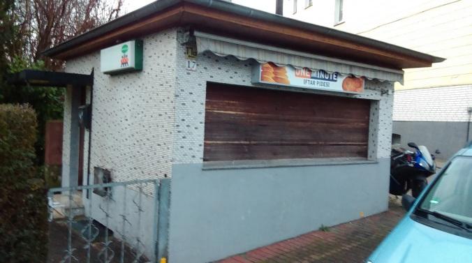 Auch keine Trinkhalle mehr: der Kiosk auf dem Haidchen. Foto: Lars Friedrich
