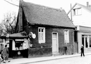 Vorgängerbau der Säuferinsel. Foto: Sammlung Ruthmann auf www.facebook.com/VintageHattingen