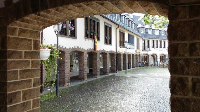 Das neue Krämersdorf in Hattingen. Foto: Lars Friedrich