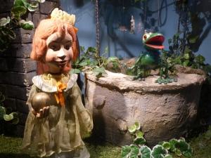 Der Froschkönig aus dem Werbespot der Minijob-Zentrale. Foto: LRF