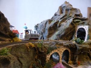 Das Mini-Lummerland aus der TV-Produktion. Foto: LRF