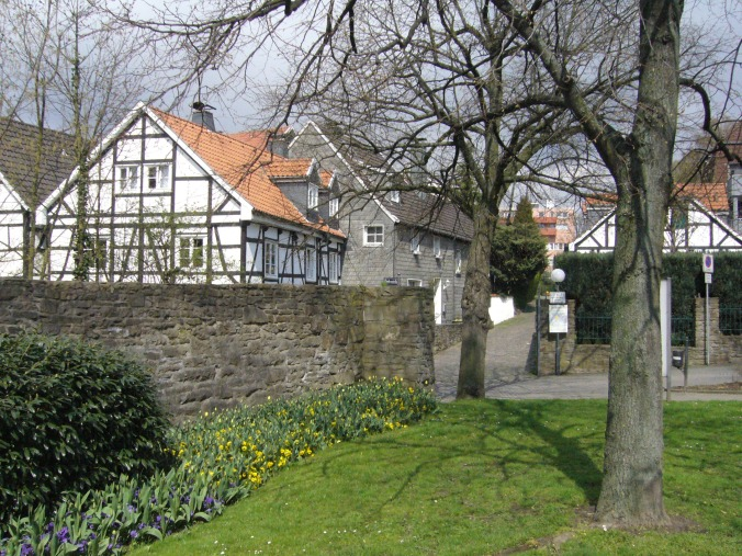 Mit der App geht es zu besonderen Punkten der Hattinger Altstadt. Archivfoto: privat