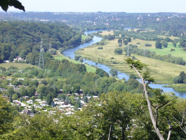 Das Ruhrtal vom Isenberg aus gesehen. Foto: privat