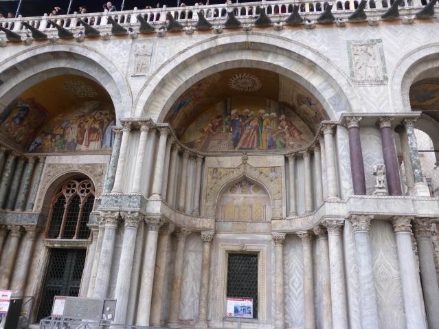 Basilica di San Marco in Venedig. Foto: Lars Friedrich