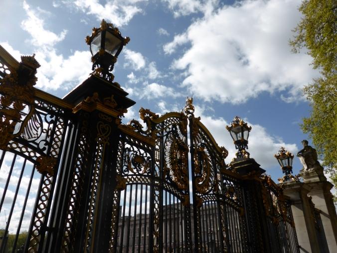 London/Buckingham Palace. Foto: Lars Friedrich