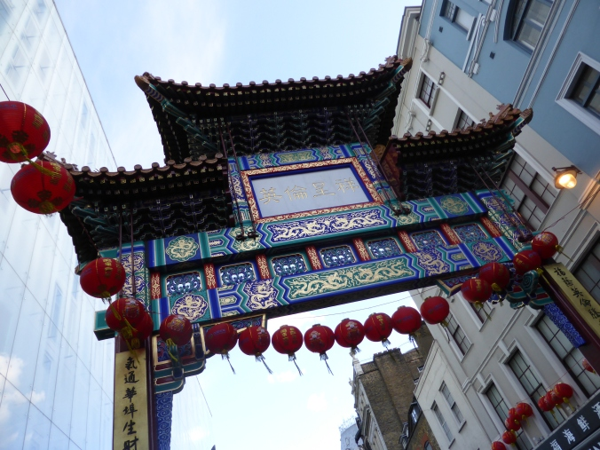 London/Chinatown. Foto: Lars Friedrich