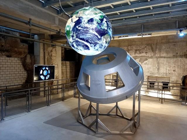 Die Cupola im LWL Industriemuseum Henrichshütte Hattingen. Foto: Lars Friedrich/Hattingen